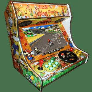 Weecade-Bartop-Arcade-Spinner-Wheel-Super-Mario