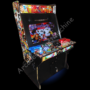 Arcade-Cabinet-Machine-New-Vewlix-Bartop-Showcase-All-in-One-Sit-Down-Hyperspin-mame-Maximus-Hot-Toys-MAME