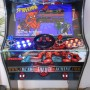 Arcade-Cabinet-Machine-Spider Man- New-Bartop-Pedestal-All-in-One-Steering Wheel-Hyperspin-Frontal-Hot-Toys-MAME-Pinball-Marquee