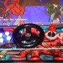 Arcade-Cabinet-Machine-Spider Man- New-Bartop-Pedestal-All-in-One-Steering Wheel-Hyperspin-Maximus-Hot-Toys-MAME-Trackball-Marquee