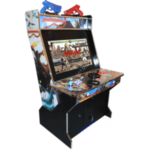 Arcade_Cabinet_Machine_Pro_Gold_MAME_Hyperspin_Hot_Toys_Nintendo_Switch_Maximus_Gioco_Retrogame_Retrogaming_AVGN_All_In_One_New_Mini_XL_Jamma_Showcase_Seat_Down