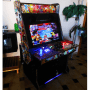 arcade cabinet machine-mario kart-Bartop-Arcade-Cabinet-MAME-Hyperspin-Gold-Hot-Toys-Gam-Room
