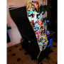 showcase-retro-arcade cabinet machine-Bartop-Arcade-Cabinet-MAME-Hyperspin-Gold-Hot-Toys-Gam-Room