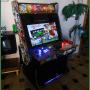 showcase-retro-arcade cabinet machine-Bartop-Arcade-Cabinet-MAME-Hyperspin-Gold-Hot-Toys-Gam-Room-donkey kong-illuminazione