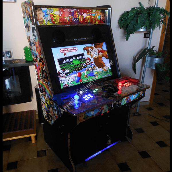 Pin di Arcade Machine su Showcase Sit Down