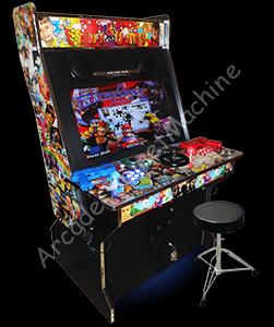 Arcade Cabinet Machine