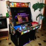 showcase-time crisis-Bartop-Arcade-Cabinet-MAME-Hyperspin-Gold-Hot-Toys-Gam-Room-usb-arcade cabinet machine