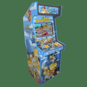 Arcade_Cabinet_Machine_Classic_Retro_Simpson_Joystick_Pro_Pocket_Cabinet_MAME_Hyperspin_Hot_Toys_Nintendo_Switch_Maximus_arcade