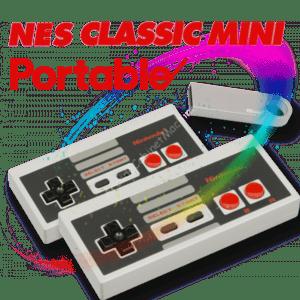 Nes Classic Mini Portatile