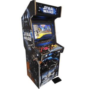 Retro-Arcade-Cabinet-Machine-Hyperspin-2018-GAME-RETRO