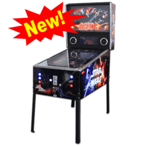 PINCAB 2019 Virtual Pinball - 863 Flipper in 1