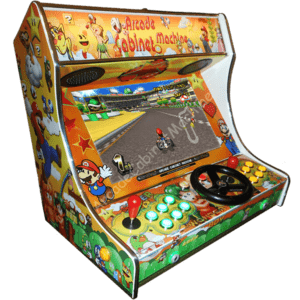 New Mini Bartop XL Arcade        All-in-One