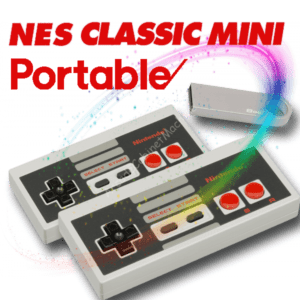 NES Mini Classic Portatile