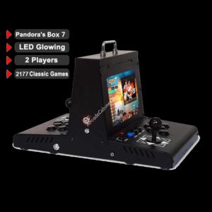 Arcade Cabinet Multiplayer a 2 schermi